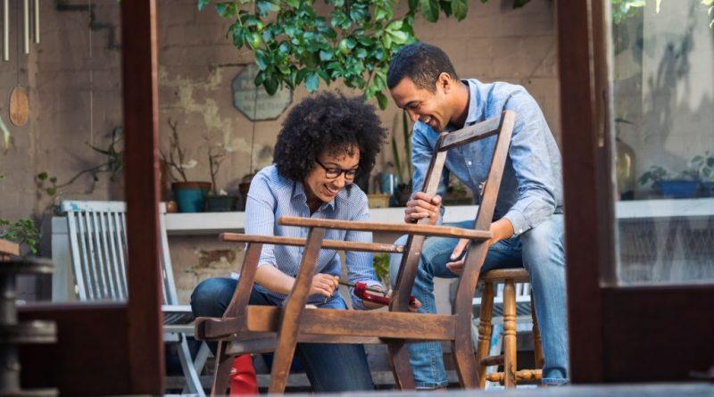 Chair Repairing