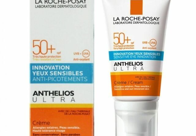 Sunscreen for Sensitive Eyes