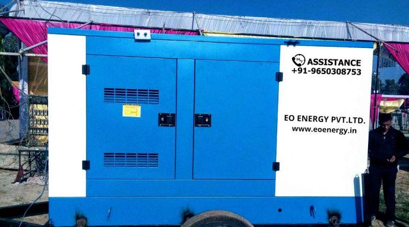 25 KVA Rental Generator